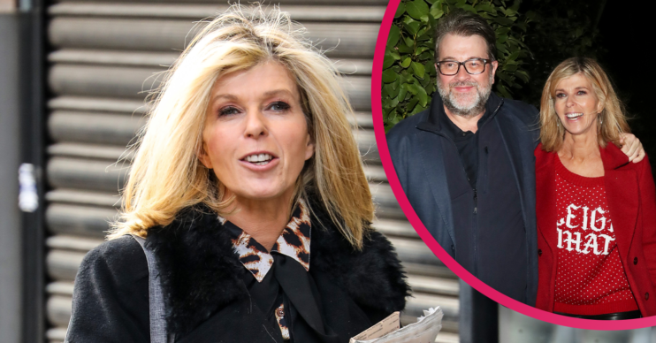 Kate Garraway husband update