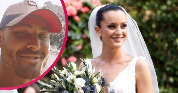 Sam Married At First Sight, with Ines