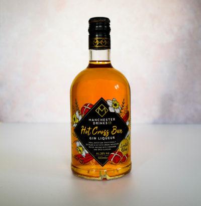 Hot Cross Bun Gin
