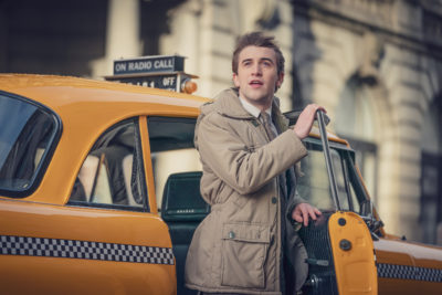 Callum Scott Howells as Colin in It's a Sin on Channel 4