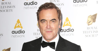 james nesbitt at the royal television society awards