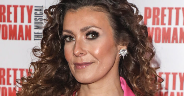 Kym Marsh urges women to get a smear test