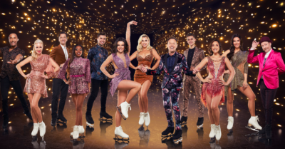 Dancing On Ice in chaos