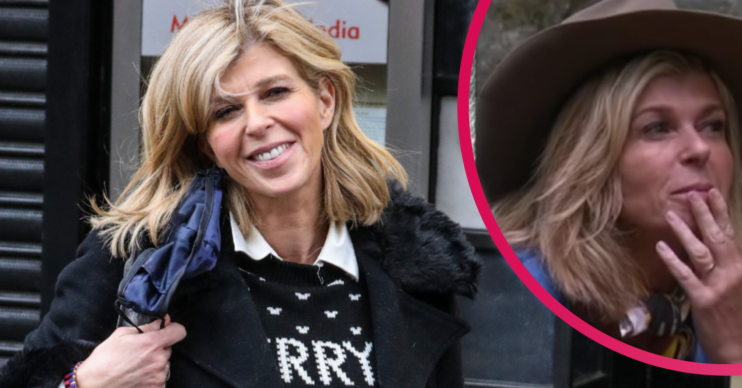 Kate Garraway says I'm A Celebrity helped her in her fight for husband Derek