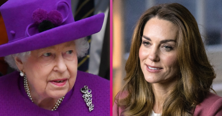 news The Queen will 'give Kate Middleton' a new honour