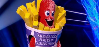 Sausage on Masked Singer