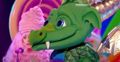 The Masked Singer Dragon