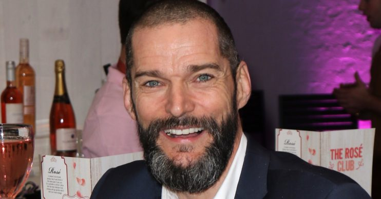 Fred Sirieix First Dates hair
