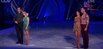 Dancing On Ice Graham Bell
