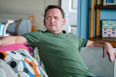 Billy Mitchell reveals his age on EastEnders