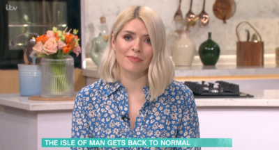 holly on this morning