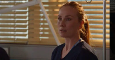 rosie marcel in holby city