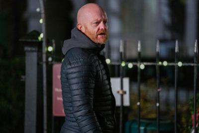 Jake Wood grows massive beard ahead of EastEnders exit
