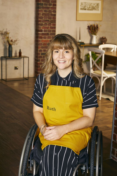 Ruth Madeley on Celebrity Best Home Cook