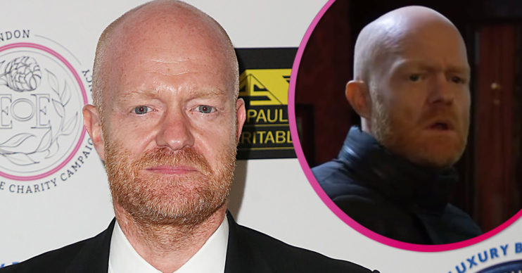 EastEnders Max Branning actor Jake Wood