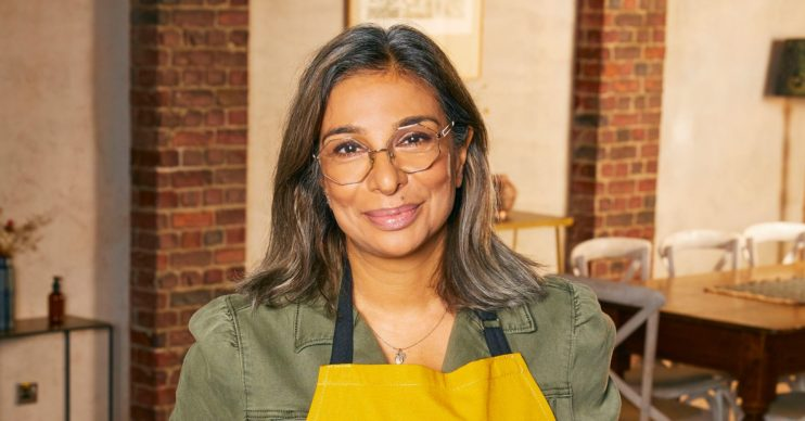 Shobna Gulati Celebrity Best Home Cooks