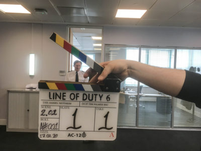 filming line of duty