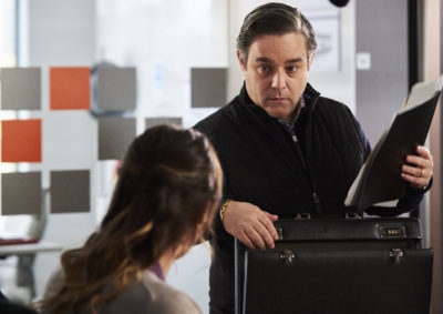 Andy Nyman as Dean in Unforgotten series four (Credit: ITV)