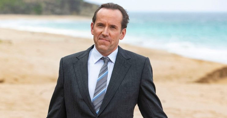 Ben Miller returns to Death in Paradise