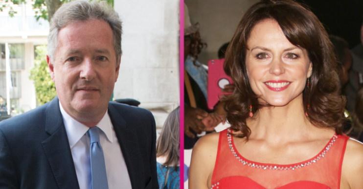 Beverley Turner hits back at Piers Morgan in Captain Tom row