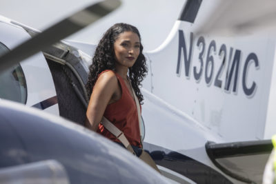 Sara Martins returns to Death in Paradise as Camille