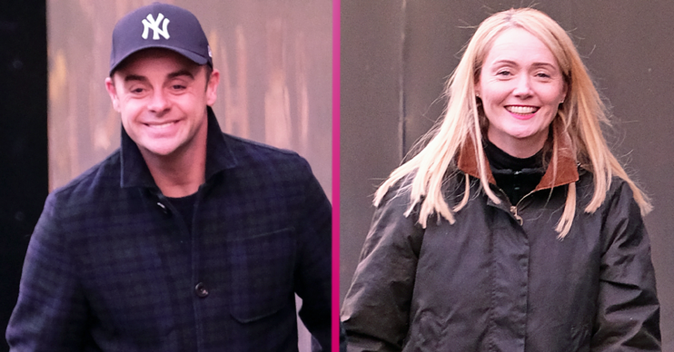 ant McPartlin engagement