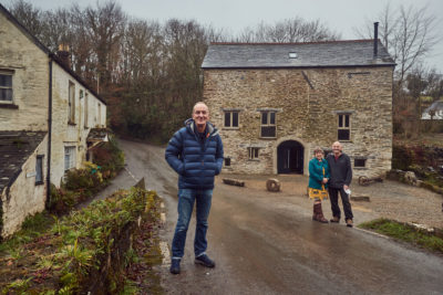 Cornwall flour mill couple say they don't give a [bleep] what Kevin McCloud thinks