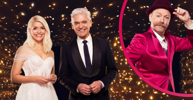 Phillip Schofield reveals there are no reserve skaters left on Dancing On Ice after Rufus Hound exit