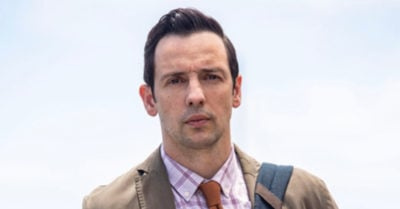 ralf little on death in paradise