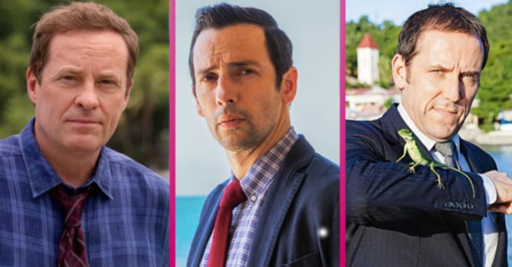 death in paradise detectives ranked 2021