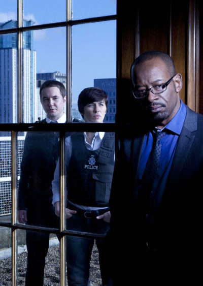 Tony Gates in Line Of Duty series one
