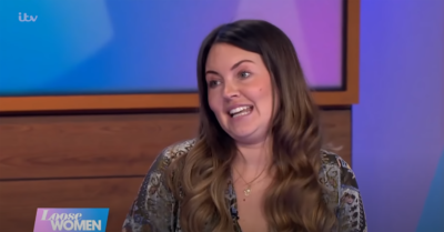 Lacey turner on loose women