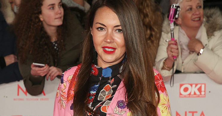 Lacey Turner welcomes second baby