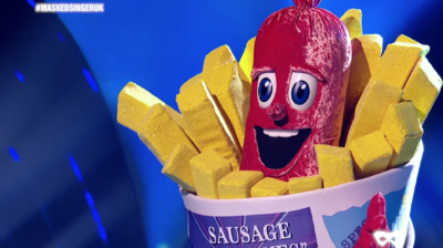 Sausage on The Masked Singer
