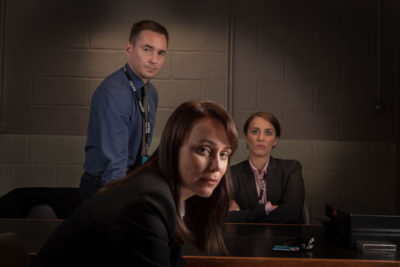 Lindsay Denton in Line Of Duty series two
