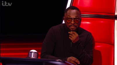 will.i.am in The Voice