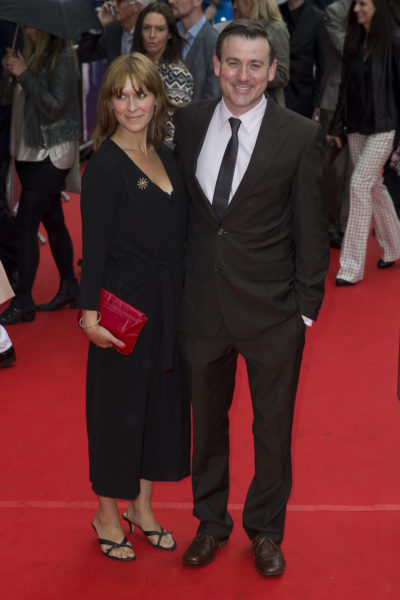 Graeme Hawley at the Edinburgh International Film Festival Closing Gala