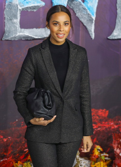 Rochelle Humes and Candice Brathwaite at centre of documentary Twitter storm