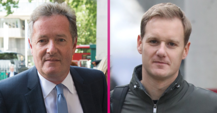 Piers Morgan brand Dan Walker a poodle