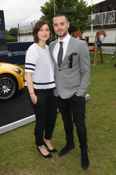 emma willis shares rare picture of son Ace on Instagram
