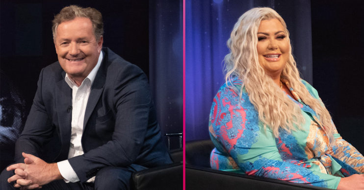Piers Morgan Life Stories with Gemma Collins