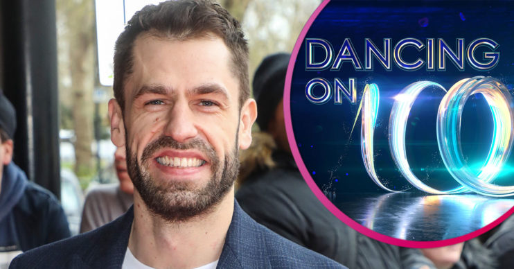 Dancing On Ice 2021 - Kelvin fletcher