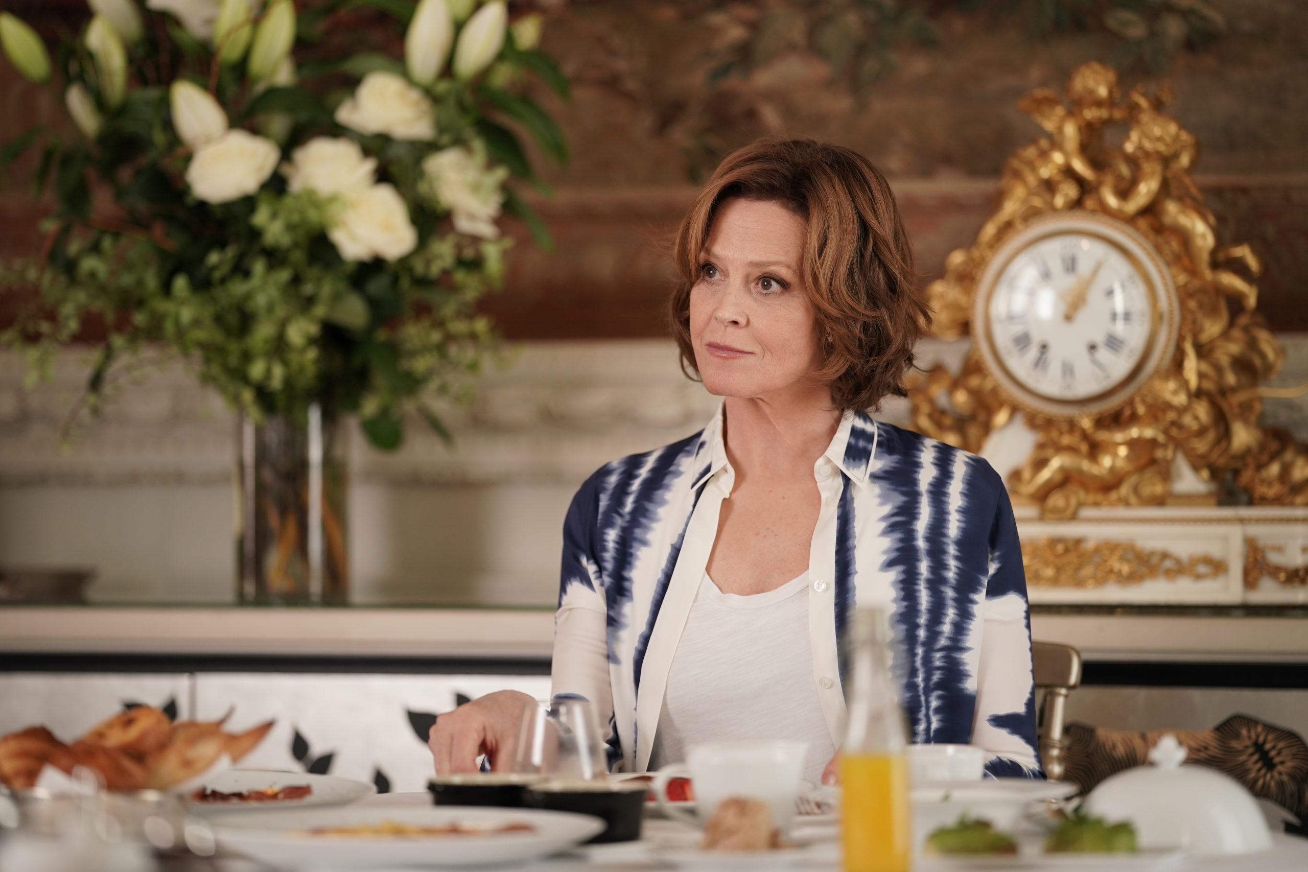 Sigourney Weaver stars in Call My Agent on Netflix