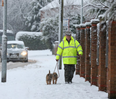 More snow could be on the way