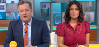 susanna reid praised for her Twitter clapback to troll