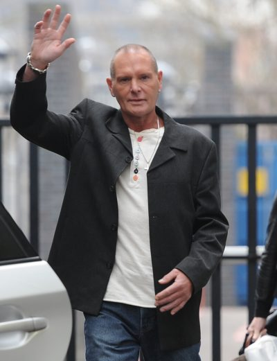 Paul Gascoigne admitted he was attracted to Gary Lineker