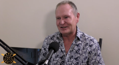 Paul Gascoigne opened up on the podcast