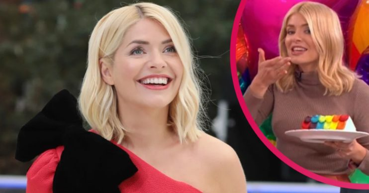 Holly Willoughby birthday