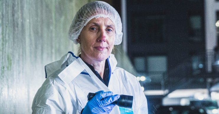 Forensics: The Real CSI on BBC Two: Can you kill someone without remembering?