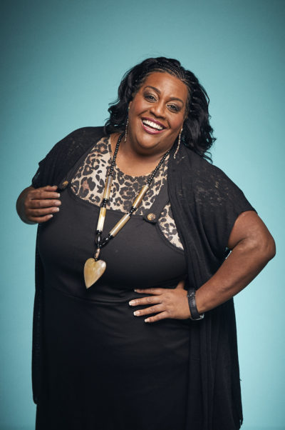 Alison hammond on this morning